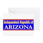 Arizona-2 Greeting Cards (Pk of 20)
