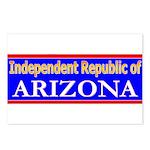 Arizona-2 Postcards (Package of 8)