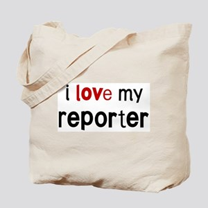 I love my Reporter Tote Bag