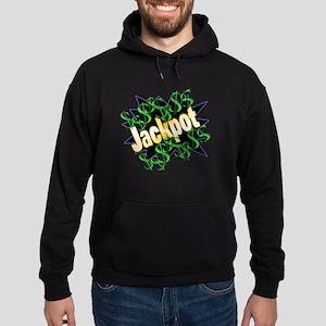 Jackpot Winner Hoodie (dark)