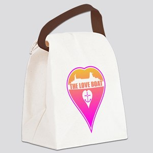 Love boat Canvas Lunch Bag