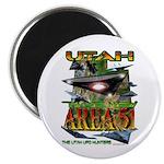 Utah The New Area 51 Magnet