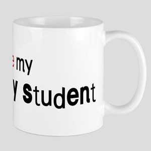 I love my Psychology Student Mug