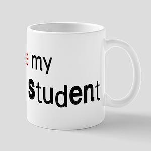 I love my Planning Student Mug