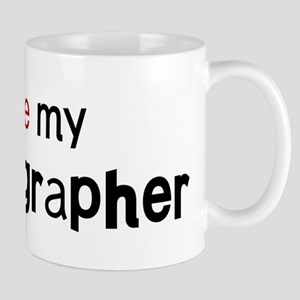 I love my Oceanographer Mug