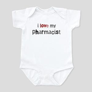 I love my Pharmacist Infant Bodysuit