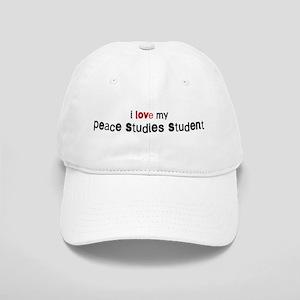 I love my Peace Studies Stude Cap