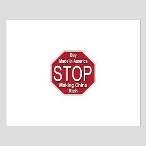 STOP Making China Rich Small Poster