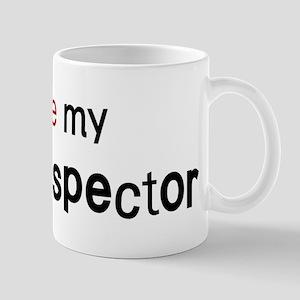 I love my Home Inspector Mug