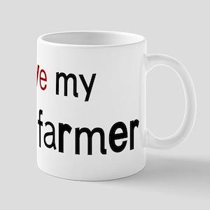 I love my Dairy Farmer Mug