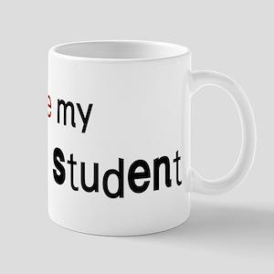 I love my Darwism Student Mug
