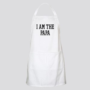 I am the Papa BBQ Apron