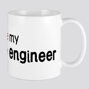 I love my Aerospace Engineer Mug
