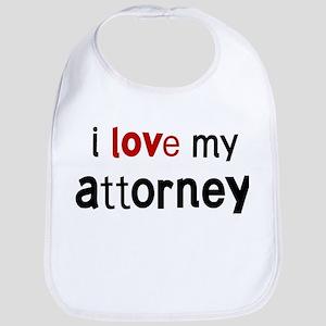 I love my Attorney Bib