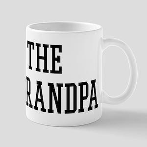 I am the Great Grandpa Mug