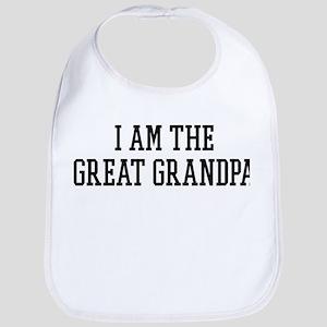 I am the Great Grandpa Bib
