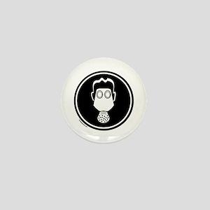 GAS MASK Mini Button