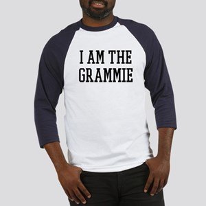 I am the Grammie Baseball Jersey