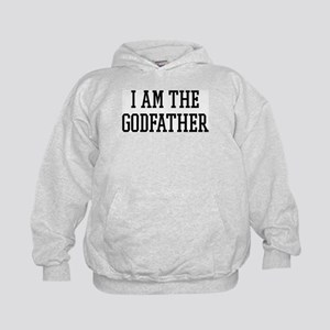 I am the Godfather Kids Hoodie