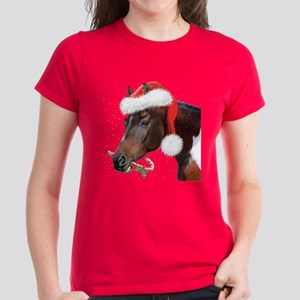 Sky King Christmas Women's Dark T-Shirt