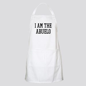 I am the Abuelo BBQ Apron