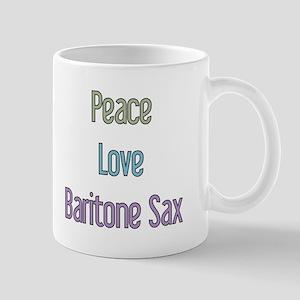Musicolicious Baritone Saxophone Mug