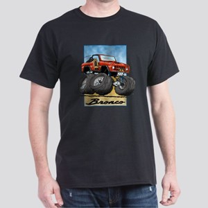 Red Early Bronco Dark T-Shirt