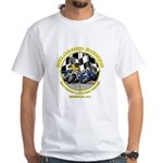 Reloaded Ryders White T-Shirt