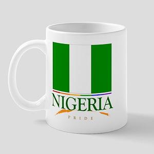 Nigeria Pride Flag Mug
