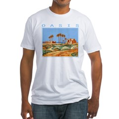 oasis Fitted T-Shirt