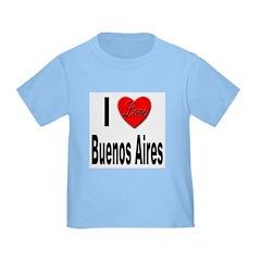 I Love Buenos Aires Argentina T