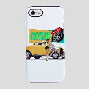 Cruising Route 66 iPhone 8/7 Tough Case