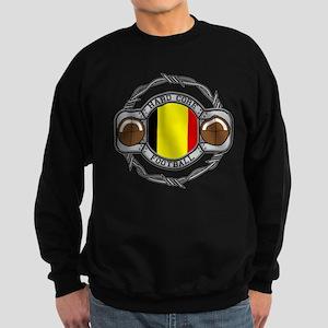 Belgium Football Sweatshirt (dark)