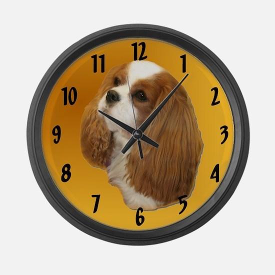 Cavalier Clock Large Wall Clock