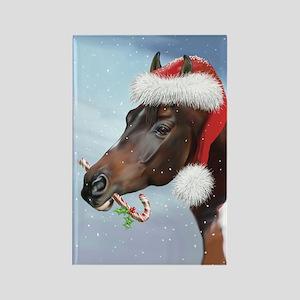 Sky King Christmas Rectangle Magnet