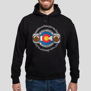 Colorado Football Hoodie (dark)