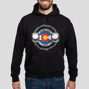 Colorado Golf Hoodie (dark)