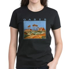 oasis Women's Dark T-Shirt