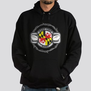Maryland Rugby Hoodie (dark)