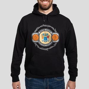 New Jersey Basketball Hoodie (dark)
