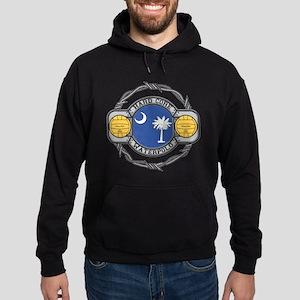 South Carolina Water Polo Hoodie (dark)
