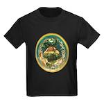 Faun n Fairies Kids Dark T-Shirt