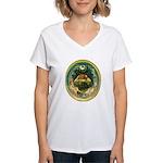 Faun n Fairies Women's V-Neck T-Shirt