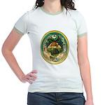Faun n Fairies Jr. Ringer T-Shirt