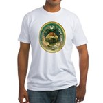 Faun n Fairies Fitted T-Shirt