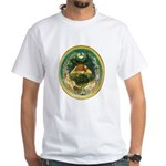 Faun n Fairies White T-Shirt