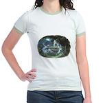 Visit at Moonlight Jr. Ringer T-Shirt