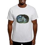 Visit at Moonlight Light T-Shirt