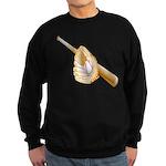 Baseball Gift Sweatshirt (dark)