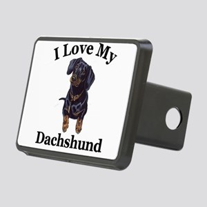 lovedachshund Hitch Cover
